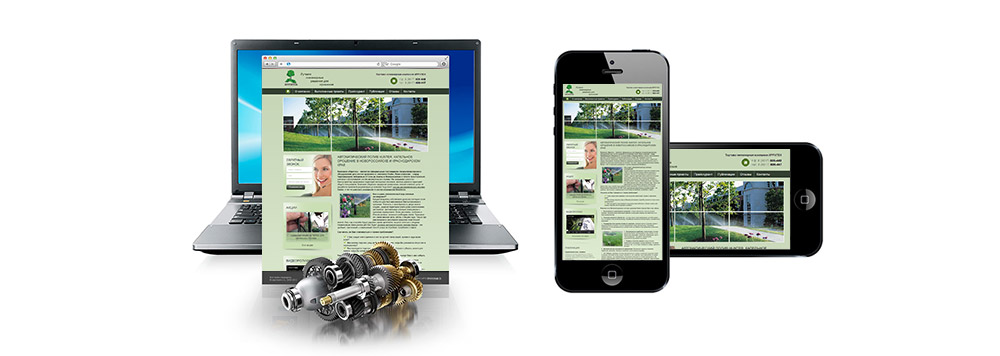 mobile business sites